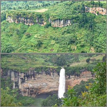 Mt Elgon National Park Uganda